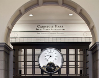 Breguet Returns to Carnegie Hall with Five Amazing Clocks