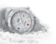 2014 Winter Olympics Timekeeper OMEGA Shows New Seamaster Planet Ocean
