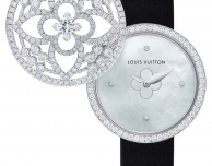 The New Louis Vuitton Les Ardentes Watch Collection