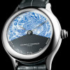 Birth of a Legend: Laurent Ferrier Galet Secret Tourbillon Double Spiral Meissen