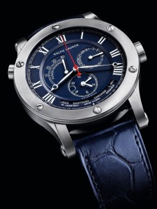 The Ralph Lauren Sporting World Time