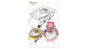Chopard-Watches-Sketch-from-the-Elton-John-Collection
