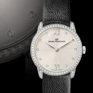 Girard-Perregaux 1966 Lady The feminine mystique